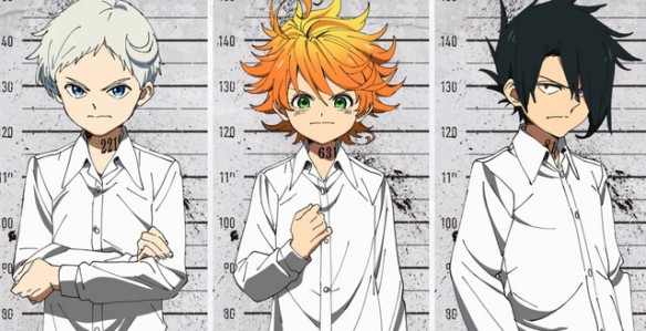 The Promised Neverland | The Zodiac Room